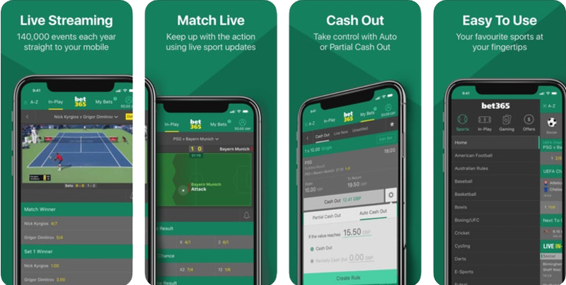 bet365 CS:GO bets from mobile